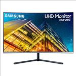 Samsung, 31.5, /32, Curved, Monitor, UHD, 4K, 3840x2160, 16:9, 4ms, 60Hz, 1B, Color, HDMI, DP, Tilt, PBP, Headphone, Tilt, Game, Mode, R590,