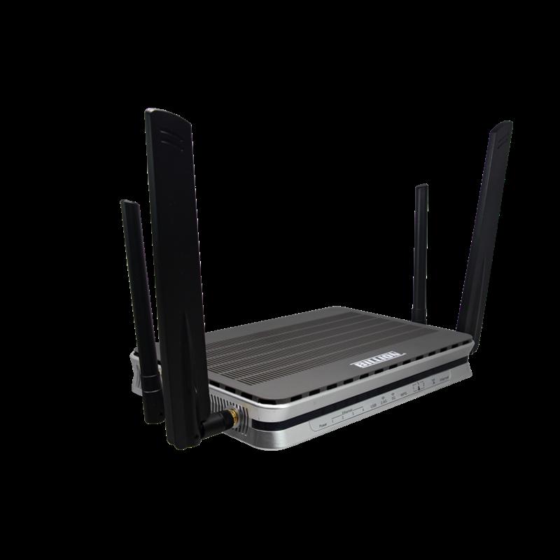 Billion, BIPAC4520VAOZ, R3, 4G/LTE, Dual-SIM, Dual-Band, Wireless, VoIP, VPN, Router, 600Mbps/1733Mbps,