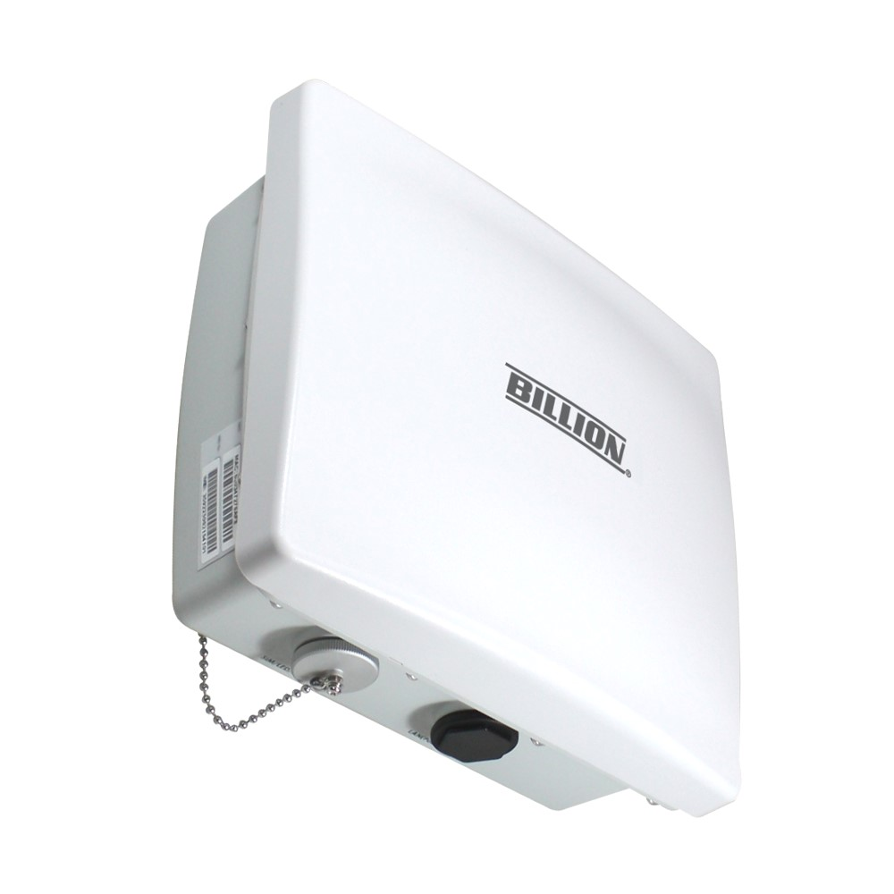 Billion, BIPAC4700ZU, 4G, LTE, Outdoor, VPN, Router, -, Gigabit, LAN/IP67, VPN/MIMO, Antenna/300mbps/50mbps/Supports, POE,