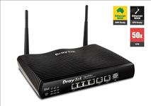 Draytek, Vigor2926N, Dual, WAN, Gigabit, Broadband, Router, Wireless, N, Firewall, 50xVPNs, 2xGigabit, WAN, 4xGigabit, LAN, 3G/4G, USB, 1,