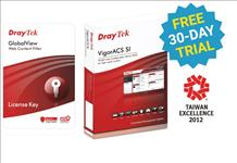 Draytek, Web, Content, Filter, Package, for, VigorFly, 210, /, Vigor2110, /, 2120, /, 2130, /, 2710, /, 2750, /, 2760, /, 2912, series, 2yr, wty,
