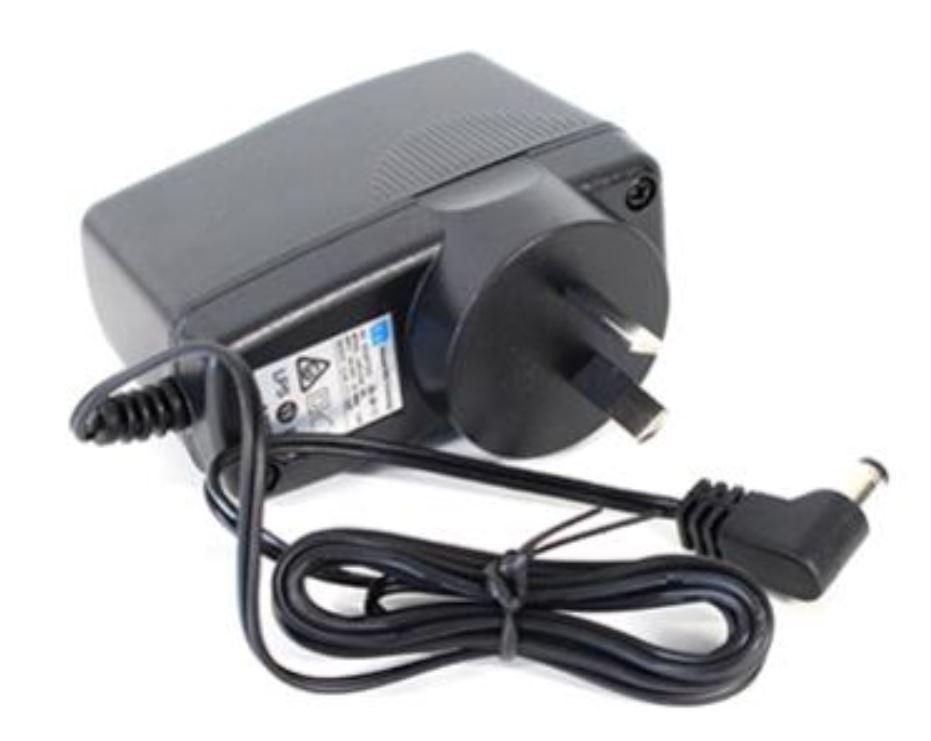 Draytek, 12V, PSU, Power, Adapter, for, DV2860, DV2862, DV2760, DV2762, DV2960, AP900, Series, 2yr, wty,