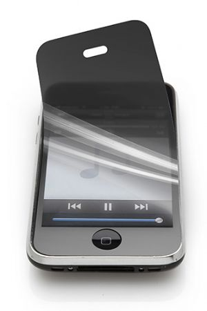 Cygnett, OpticMiror, iPhn, ScrnPr, 3Pack, iPhone, Mirror, Scrn, (LS),