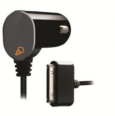 Cygnett, GroovePower, Auto, 12V/CarCharger/IPhone/IPod,