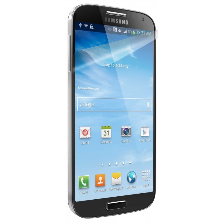 Cygnett, OpticClear, Protector, 3, Pack, Suit, Galaxy, S4, Screen,