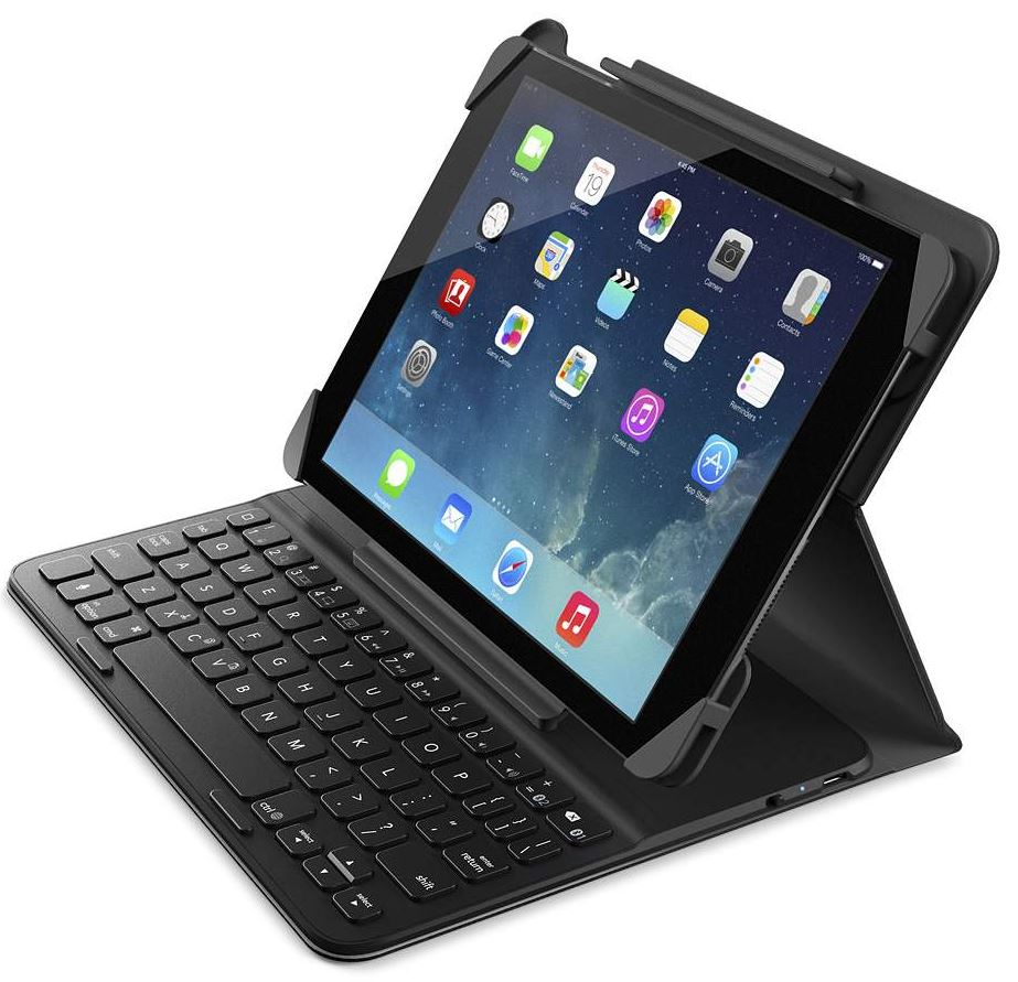 Belkin, QODE, KEYBOARD, CASE, 9.7, IPAD/IPADAIR/AIR2,