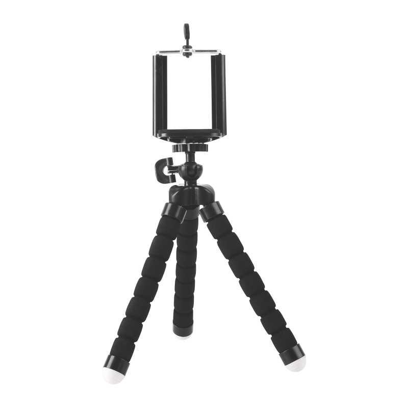 Brateck, Universal, Flexible, Mini, Tripod, Stand, Mount, Holder, For, GoPro, Hero, Phone, Camera,