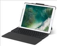 Logitech, Slim, Combo, 12.9, iPad, Pro, Case, Cover, with, Detachable, Fullsize, Backlit, Keyboard, Smart, Connector, Foldable, Palm, Re,