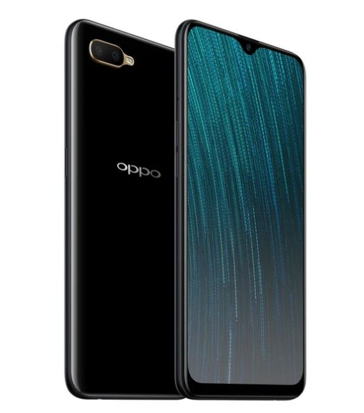 OPPO, AX5s, 64GB, Black, -, with, 6.2, Screen, Octa-Core, processor, Dual, Camra, 4GB, RAM, 64GB, internal, storage, Nano-Sim, 4230,
