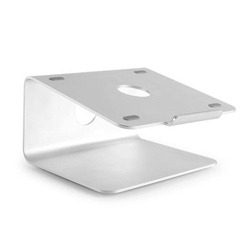 Brateck, Deluxe, Aluminium, Desktop, Stand, for, most, 11, -17, Laptops,