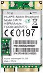 Huawei, 3G, Int, Modem, EM770, Internal, mini, PCI, card,