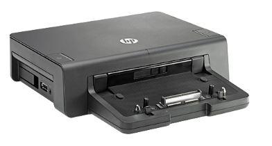 HP, Advance, 120wDocking, Stn, 6x, USB;, eSATA;, VGA;, DP;, DVI,