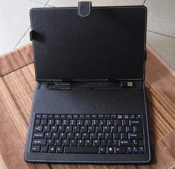 Tablet, 10, Casew/USB, Keyboard, Folio, for, any, 9.7, /10, tablet,