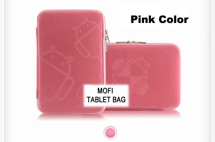 Tablet, 10, MofiZip, Case, Pink, Andriod, logo., Suit, any, 10, tab,