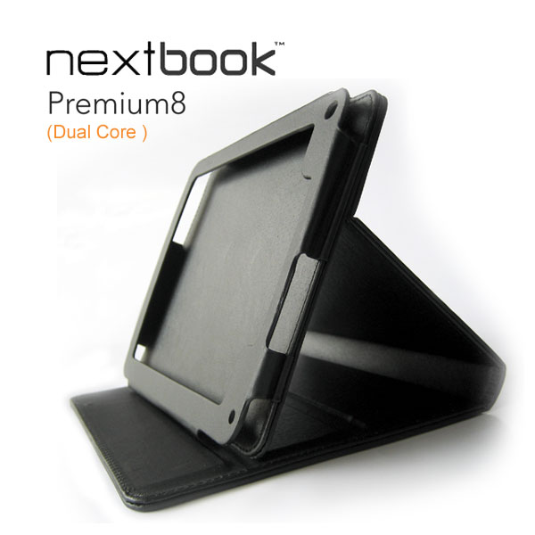Nextbook, 8, Tablet, Stand, Folio, Stylish/Durable/Soft, Interior,