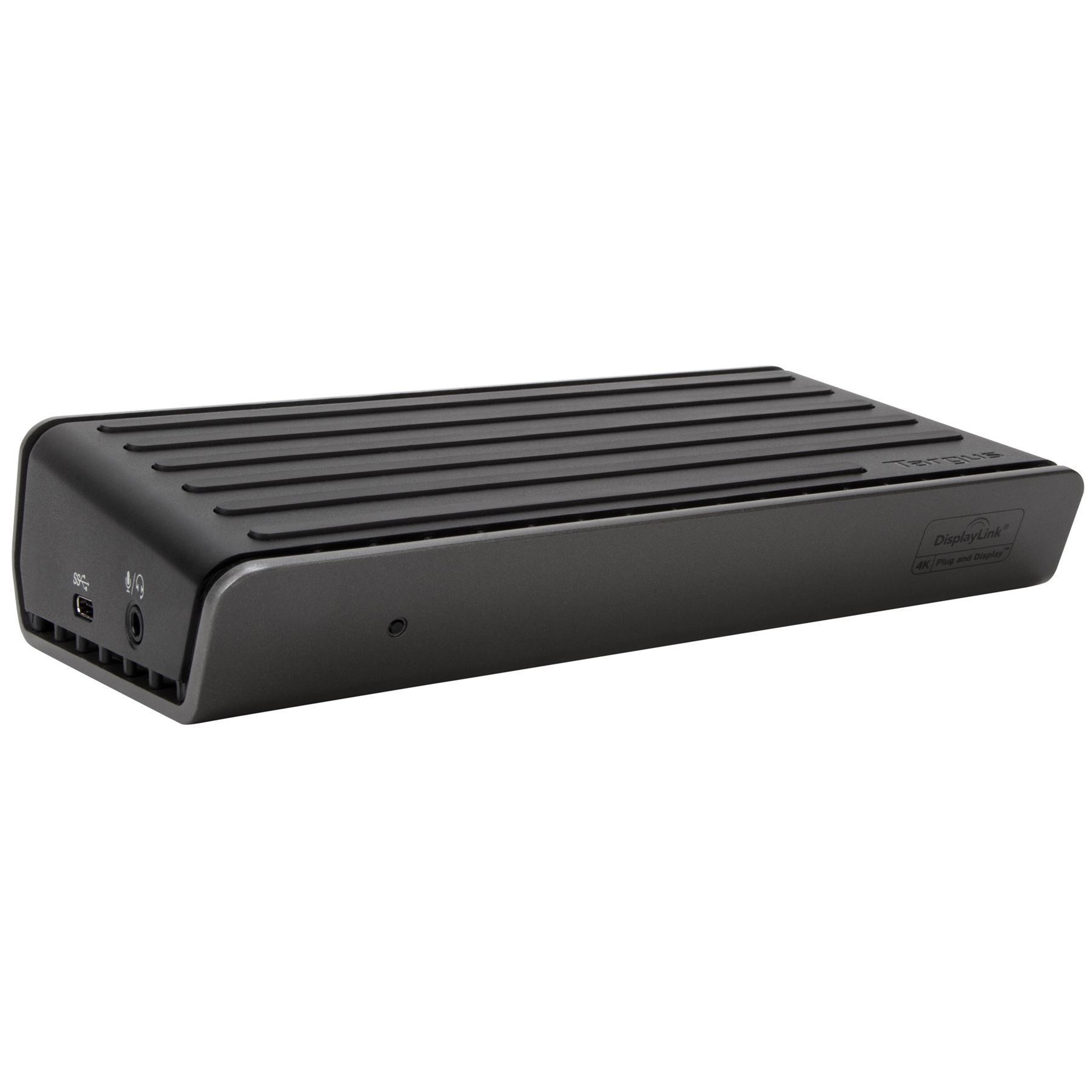Targus, USB-C, DUAL, VIDEO, 4K, DOCKING, STATION, WITH,