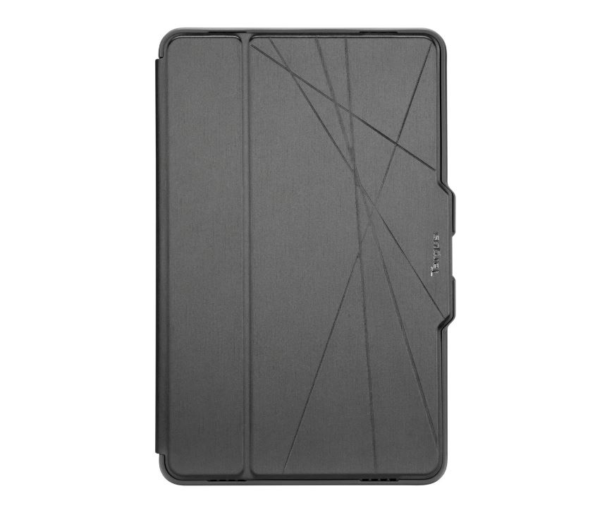 "Targus, Click-Inâ""¢, Case, for, Samsung, Galaxy, Tab, A, 10.5, (2018), -, Black,"