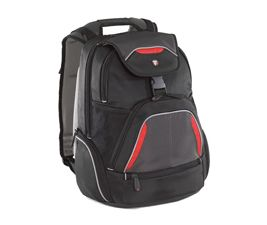 Targus, 16, Repel, SportBackpack, Fits, up, to, 16, NB, Blk/Red/Grey, (LS),