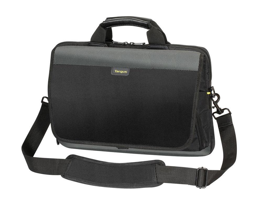 Targus, 15-15.6, CityGear, II, SlimLite, Laptop, Bag, -, Black,