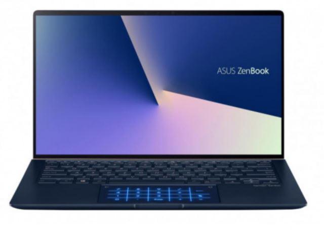 Asus, UX433FAC, I5, 8GB, 512GB, 14T, WIN10PRO, 1Y,