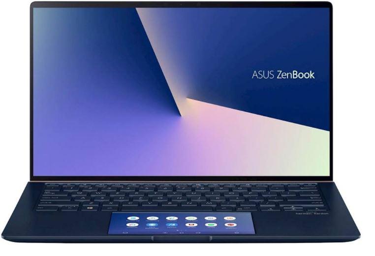 Asus, UX434FL, I7, 16GB, 1TB, 14T, MX250, WIN10P, 1Y,