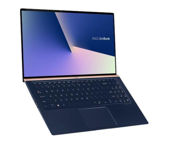 Asus, ZenBook, 15, UX533FD, 15.6, FHD, i7-8565U, 16GB, 512GB, NVMe, GTX1050, MaxQ, 802.11ac, backlit, Up, to, 17Hrs*, 1.67Kg, Sleeve, Royal,