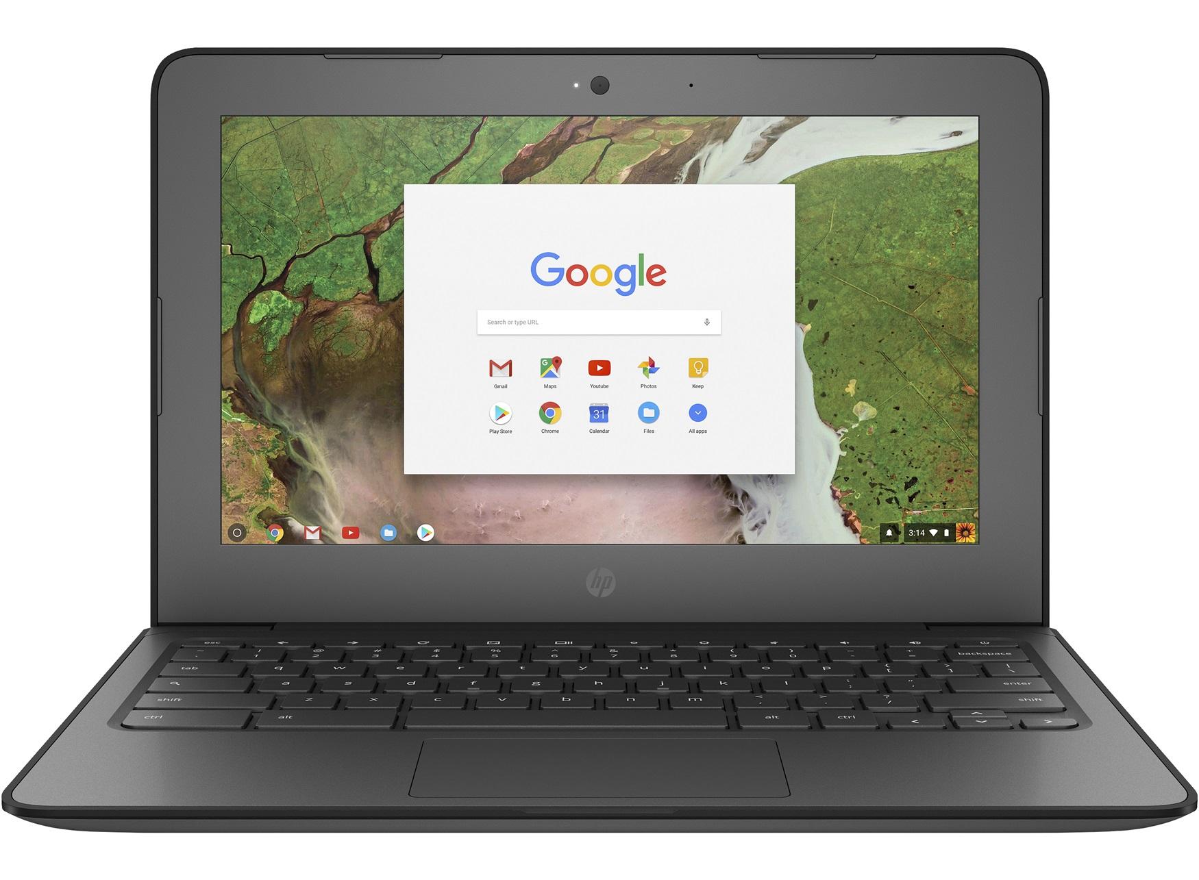 Hewlett-Packard, CB, 11, G6, CEL-N3350, 4GB, 32GB, CHROME,