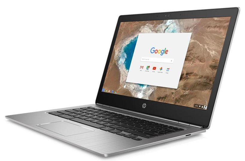 HP, ChromeBook, 13, G1, 13.3, FHD, Intel, Core, M5-6Y57, 4GB, DDR3, 32GB, SSD, HD, Graphics, 515, ChromeOS, 1.29kg, 12.9mm, 12hrs, 1yr, wty,