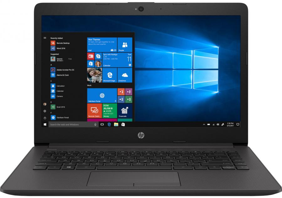 HP, 245, G7, 14, HD, A4-9125, 8GB, 256GB, SSD, W10, HOME, 1YR, WTY, W10H, Notebook, (3N480PA),