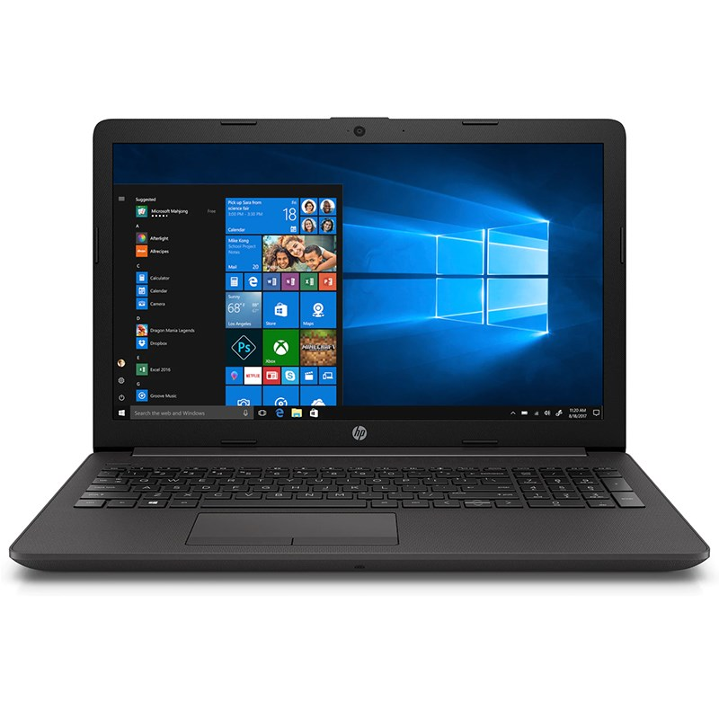 HP, 250, G7, 15.6, HD, i3-8130U, 4GB, 500GB, HDD, W10, HOME, DVDRW, 1YR, WTY, W10H, Notebook, (3S052PA),