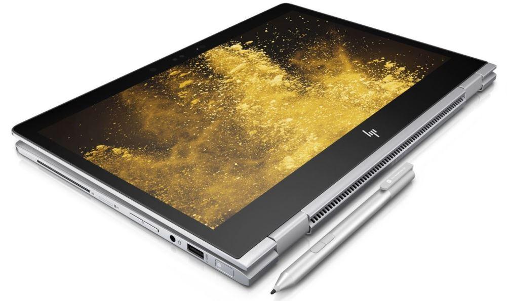 Hewlett-Packard, EB, X360, 1030, G3, I5-8250, 8G, 256G, SSD, W10P,