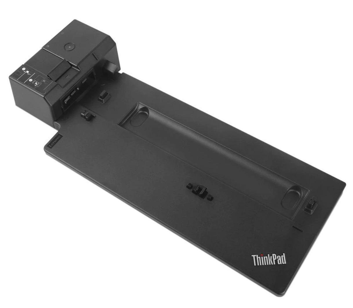 LENOVO, ThinkPad, Basic, Docking, Station, 2x, USB, 3.1, gen1, (5Gbps), +, 2x, USB2.0, 10/1000, Gigabit, Ethernet, 1x, DisplayPort, 1.4,