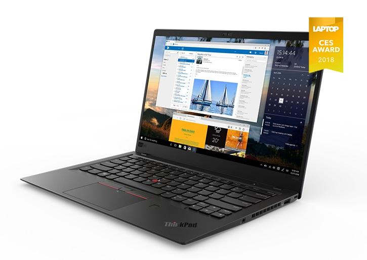 Lenovo, ThinkPad, X1, Carbon, G6, Ultrabook, 14, WQHD, 2560×1440, Intel, i7-8550U, 16GB, DDR4, 1TB, SSD, NVMe, Win, 10, Pro, 1.13kg, 15.95,