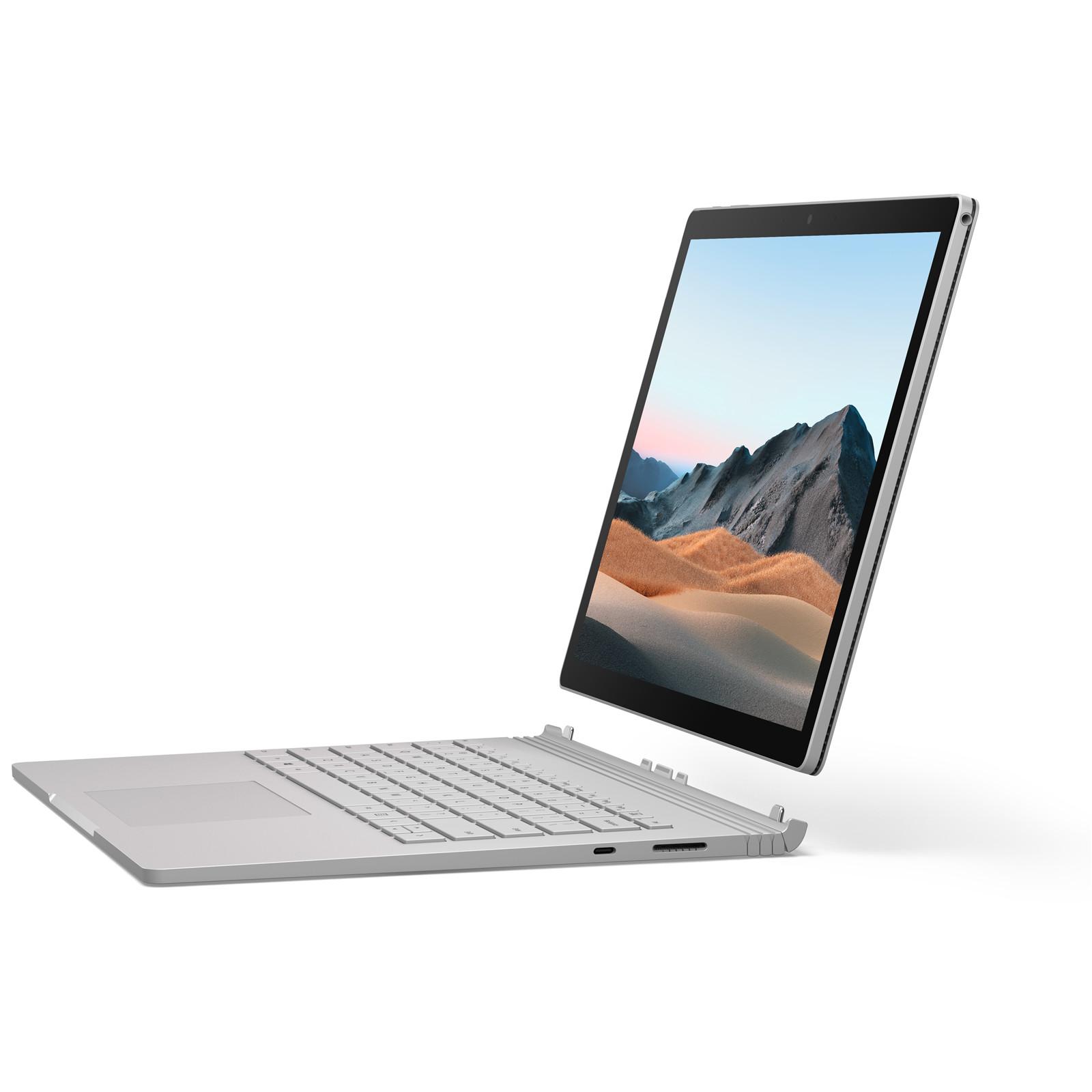Microsoft, Surface, Book, 3, 13, I7, 32GB, 512GB, Win10Home, Retail, No, Pen, SLK-00015,
