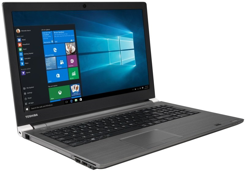 Toshiba, A50-C, Notebook, 15.6, FHD, Intel, i7-8550U, 8GB, DDR4, 256GB, M.2, SSD, DVDRW, Intel, UHD620, Windows, 10, Pro, 2.2kg, 3, Year, Wa,