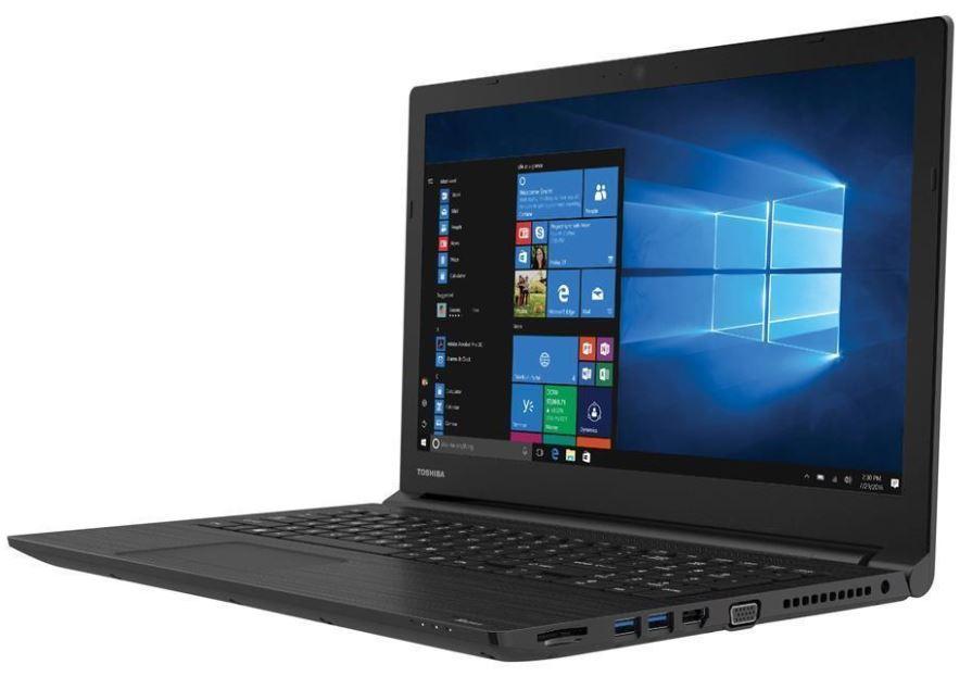 Toshiba, Tecra, C50, Notebook, 15.6, HD, Intel, i5-8250U, 8GB, DDR4, 256GB, SSD, DVDRW, HD, Graphics, 620, Windows, 10, Pro, 1, Yr, Wty, 2.2k,