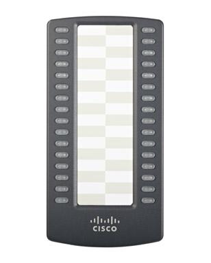 Cisco, (SPA500S), 32, Button, Attendant, Console, for, Cisco, SPA500, Family, Phones,