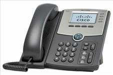 Cisco, SPA514G, 4-Line, IP, Phone, with, 2-Port, Gigabit, Ethernet, Switch, PoE, and, LCD, Display, (LS),