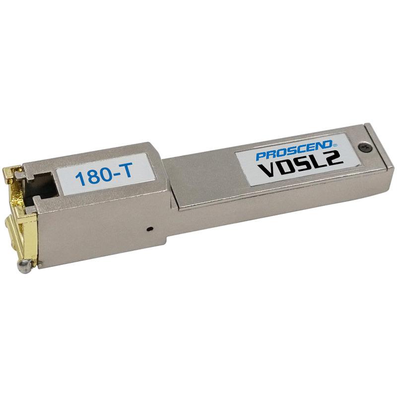 Proscend, VDSL2, SFP, Modem, Suitable, For, -20°C, to, 75°C, temperature, range, Suitable, For, Ubiquiti, Mikrotik, +, More, -, With,