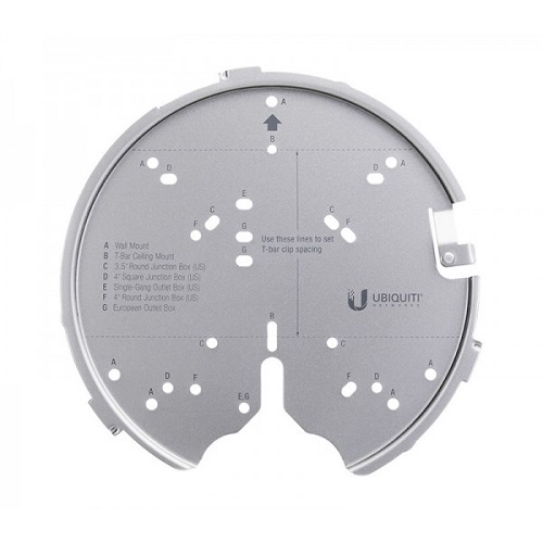 Ubiquiti, Versatile, mounting, system, for, UAP-AC-PRO, UAP-AC-HD, UAP-AC-SHD, and, above,