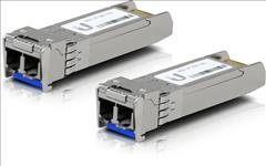 Ubiquiti, UFiber, SFP+, Single-Mode, Module, 10G, 2-pack,