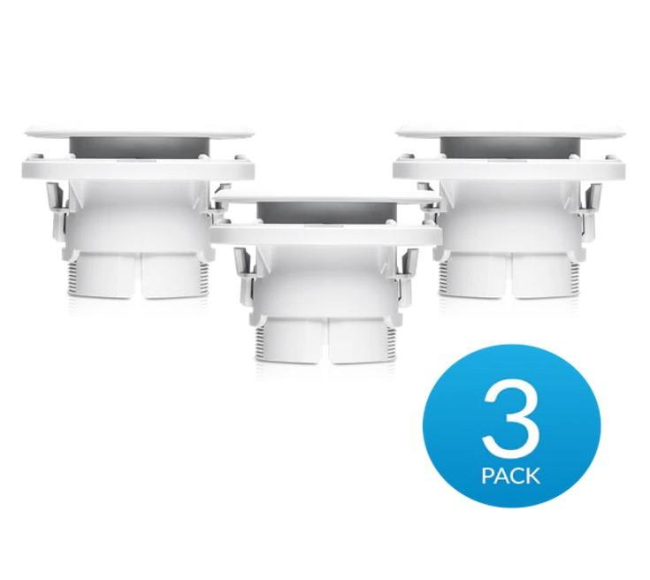 UVC-G3-FLEX, Camera, Ceiling, Mount, Accessory, 3-Pack,