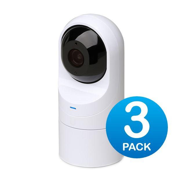 Ubiquiti, Camera, UniFi, Video, G3-FLEX, Camera, 3, Pack,