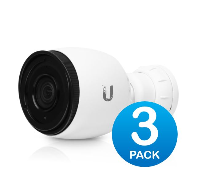 Ubiquiti, UniFi, Video, Camera, G3, Infrared, Pro, IR, 1080P, HD, Video, -, 3, Pack,