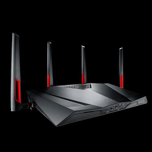 ASUS, DSL-AC3100, AC3100, Dual-Band, VDSL/ADSL, Gigabit, Wi-Fi, Modem, Router, Parental, Controls, Future-proof, DSL, (G.fast), Comp,