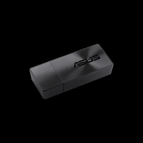 ASUS, USB-AC55, B1, Dual, Band, AC1300, USB, WiFi, Adapter,