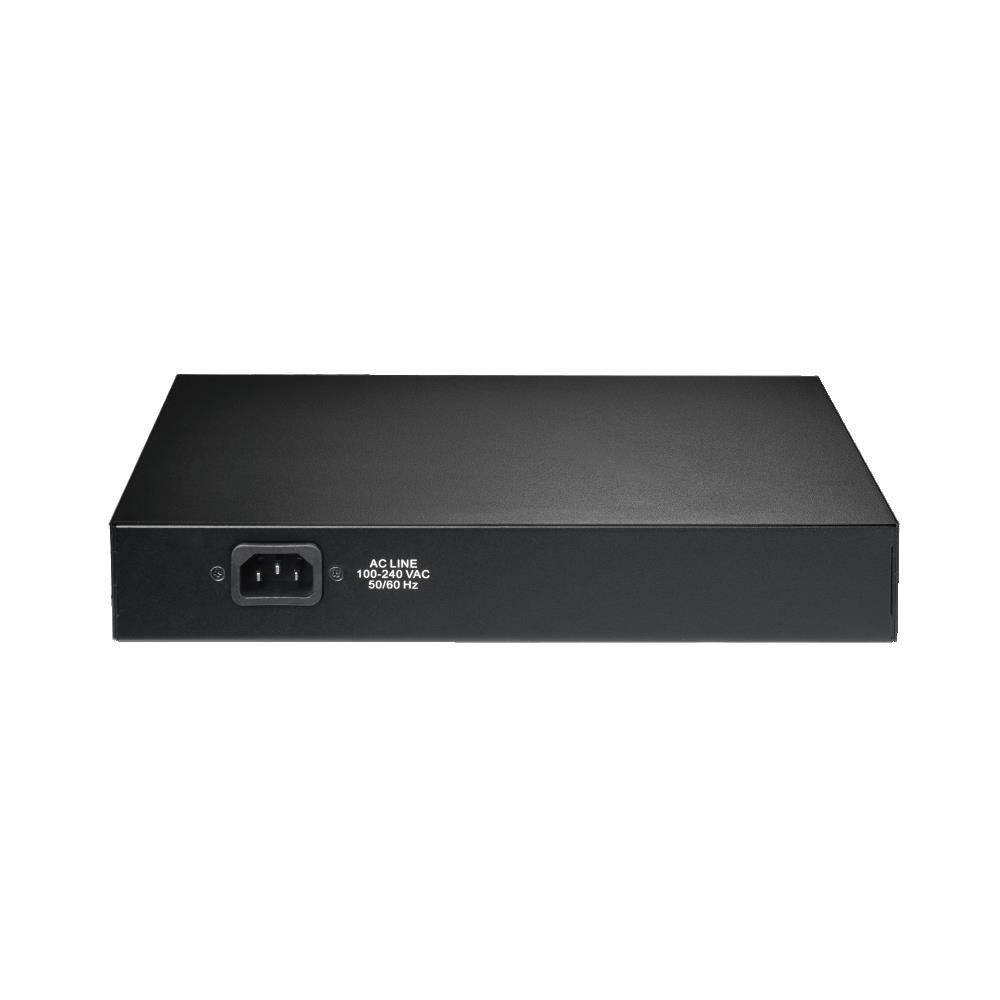Edimax, 8, port, 10/100M, PoE+, Switch, (8, PoE+, ports, 150W), Fan-less,
