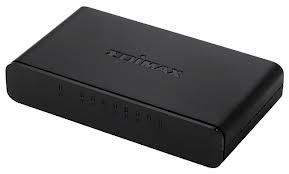 Edimax, 8, Port, 10/100, Switch, Fast, Ethernet, Desktop, Switch,