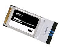 Linksys, WIreless, N, PCMCIA, Card, WPC4400N, (LS),