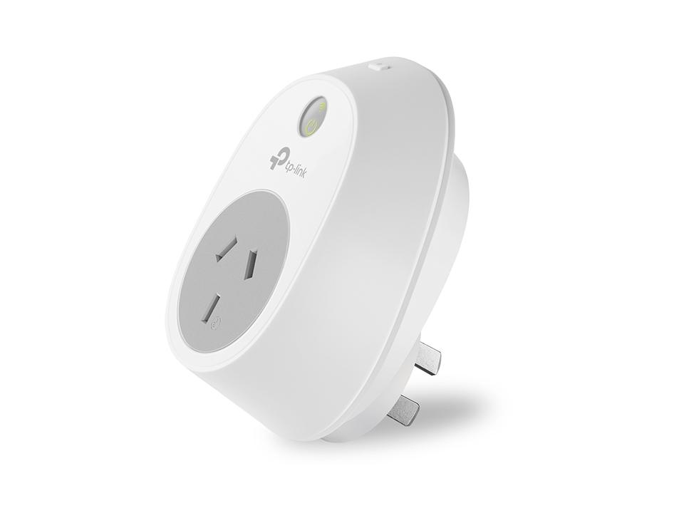 TP-Link, HS100, Smart, Wi-Fi, Plug,